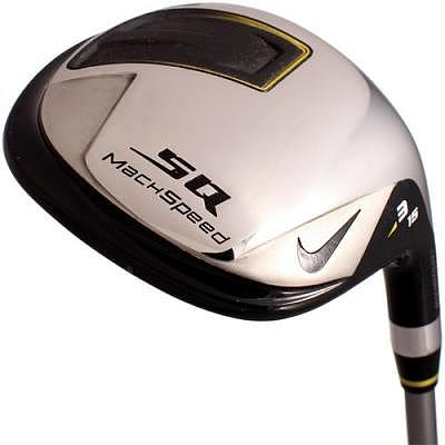 Nike SQ Machspeed Fairway Wood