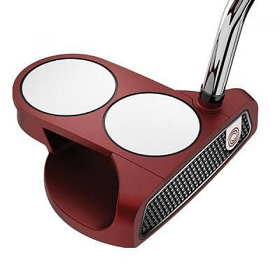 Odyssey O-WORKS RED 2-Ball Superstroke..