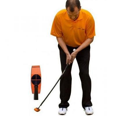 Golf Import Orange Wand golf putting t..