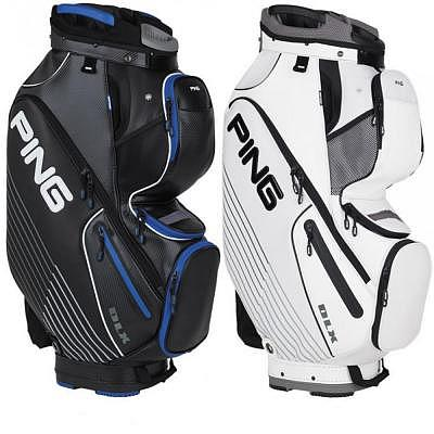 PING DLX II Cart Bag 2017