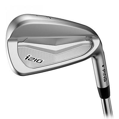 PING i210 Irons Steel