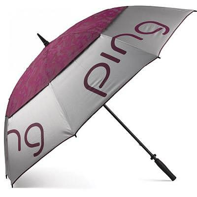 PING Double Canopy Lady Umbrella