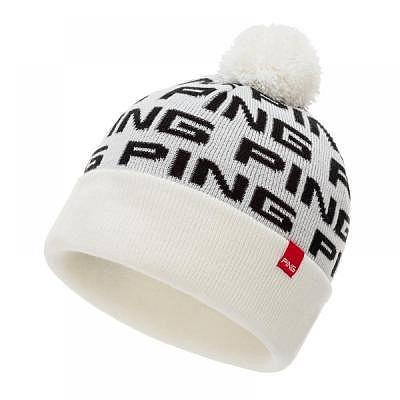 PING Fashion Logo Bobble Knit Mono