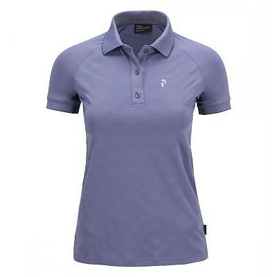 Peak Performance W G Tech Stripe Polo ..
