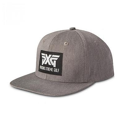PXG U Patch Snapback Cap