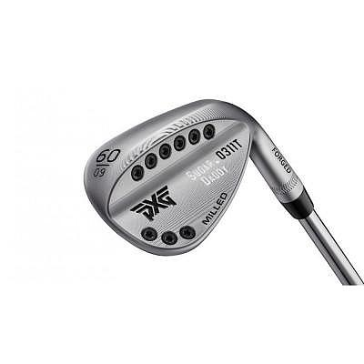 PXG 0311T Sugar Daddy Wedge Steel