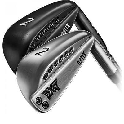PXG 0311X Driving Iron Chrome Graphite