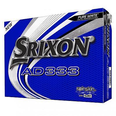 Srixon AD333 Pure White