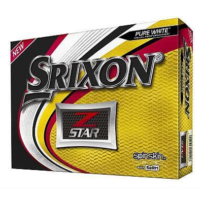 Srixon Z-Star Pure White