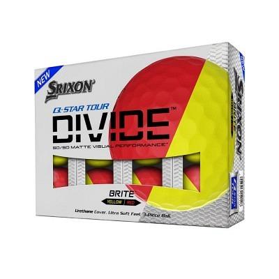 Srixon Q-Star Tour 3 Divide