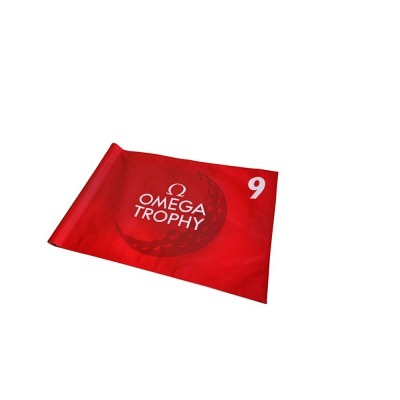 Umbrail Golf Import Golf Fahnen mit Logo
