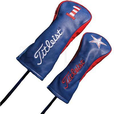 Titleist Team USA Leather Headcover