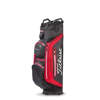 Titleist StaDry Deluxe Cart Bag