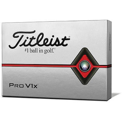 Titleist Pro V1x High Numbers