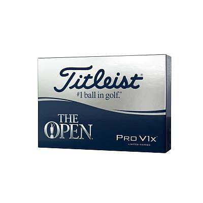 Titleist Pro V1x The Open