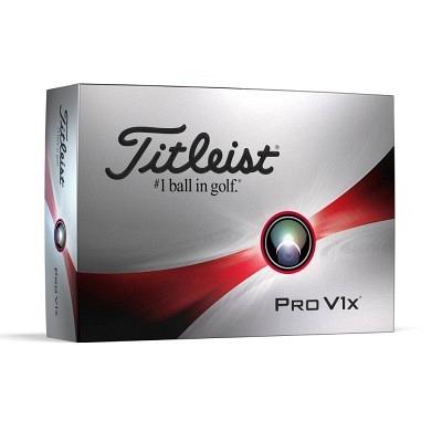 Titleist Titleist Pro V1x 2019 Overrun..