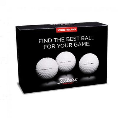 Titleist Whats your Performance 6er-Pack