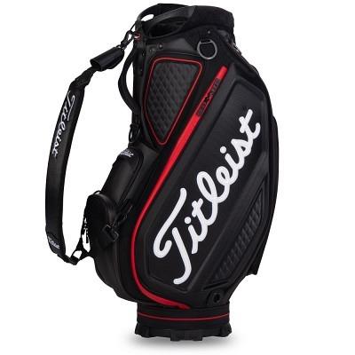 Titleist Jet Black Tour Cart Bag