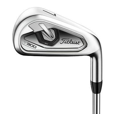 Titleist T300 Irons Steel