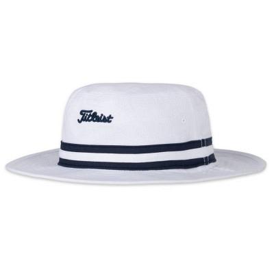 Titleist Cotton Stripe Bucket Hat
