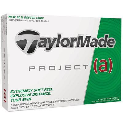 TaylorMade Overrun Project (a) Ball, w..