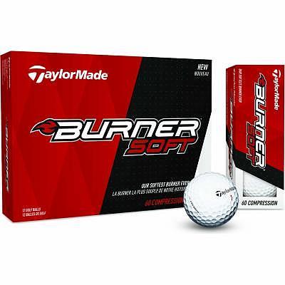 TaylorMade Burner Soft Ball XVII