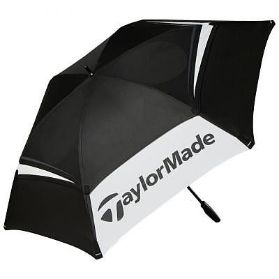 TaylorMade Double Canopy Schirm 68IN