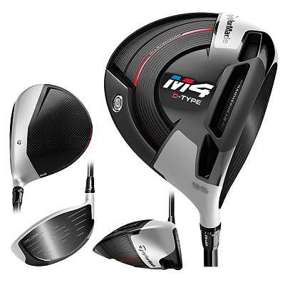 TaylorMade Demo M4 D-Type Driver