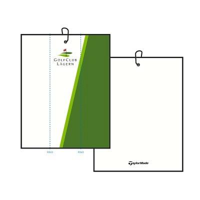 TaylorMade GC Lägern Tri-Fold Towel