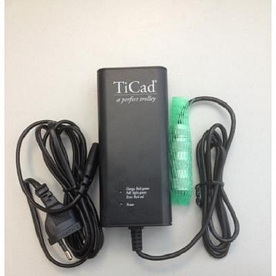 TiCad 10-poliges (LEMO) Ladegerät für ..