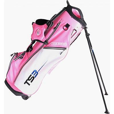 U.S. Kids Tour Series 3 Stand Bag TS63 pink