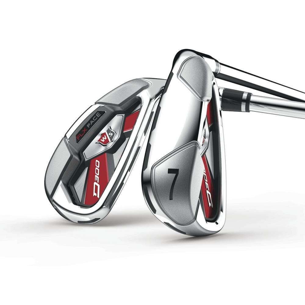 Wilson Staff D300 Irons Graphit