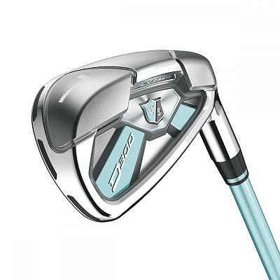 Wilson Staff D300 Irons Lady