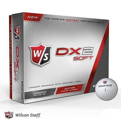 Wilson Staff Overrun DX2 SOFT Ball, we..