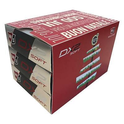 Wilson Staff X-Mas Box DX2 Soft Lady w..