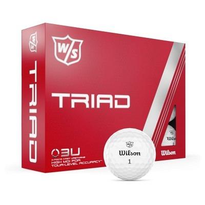 Wilson Staff Duo Professional logo balls