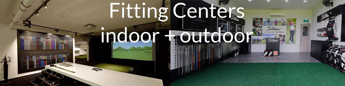 Indoor & Outdoor Fitting Center
