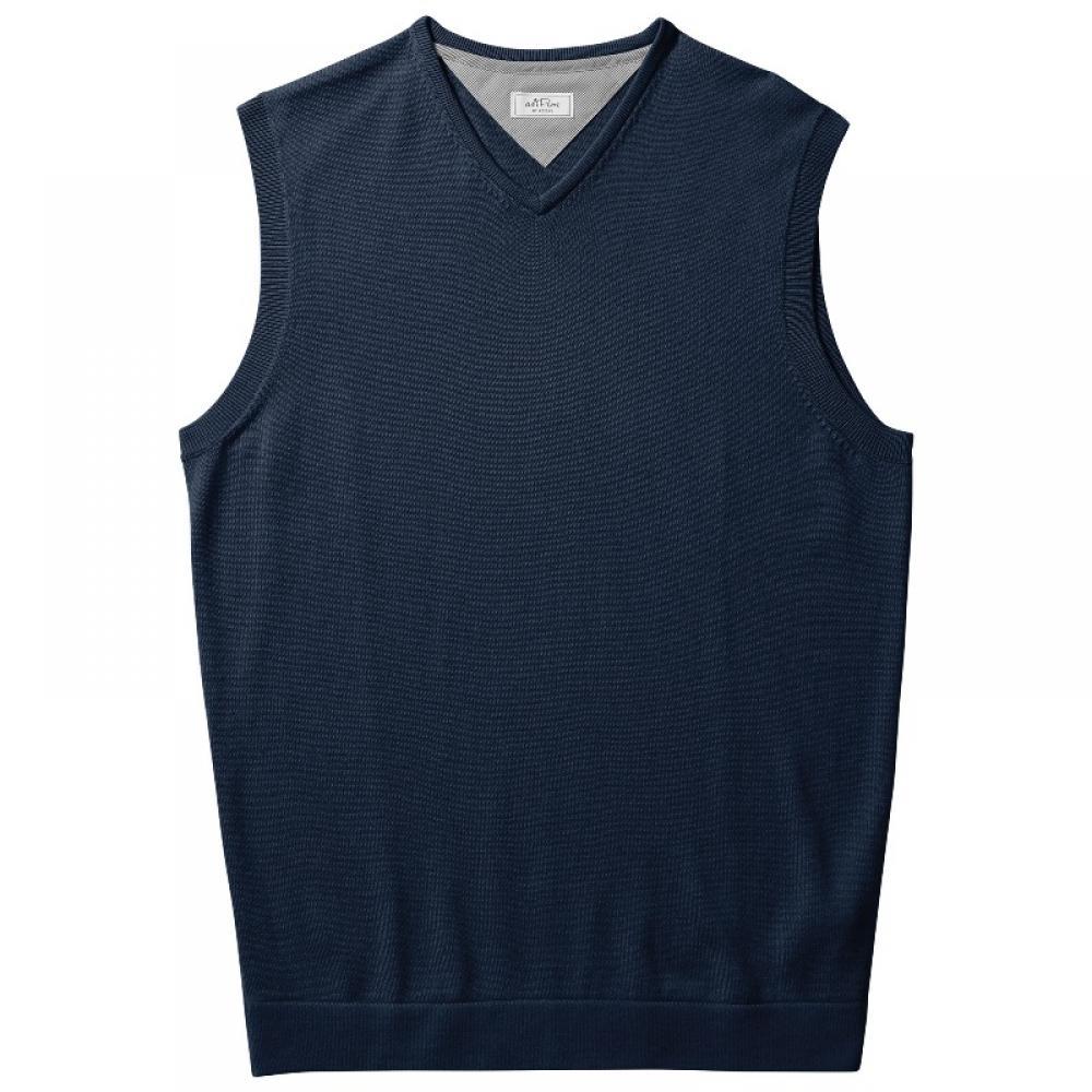 adidas M Merino Pleated Pima Pullunder - Sleeveless Sweaters - Umbrail Golf  Import AG a4f679c636