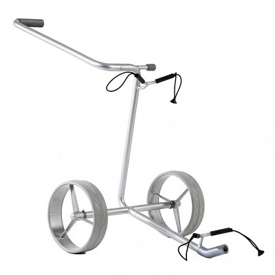 JuStar SILVER 2-Rad Trolley
